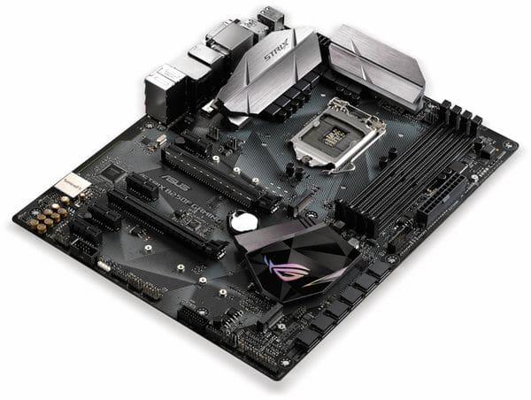Mainboard ASUS Strix B250F Gaming, LGA1151 - Produktbild 2