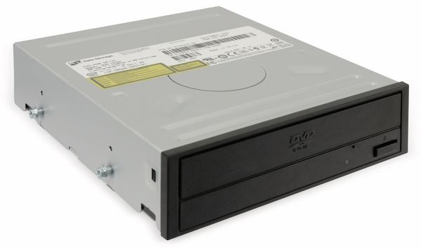 "DVD-Laufwerk LG GDR-H20N, 5,25"" - Produktbild 1"