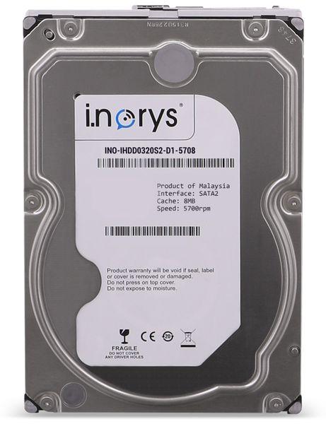 """SATA-HDD I.NORYS INO-IHDD0250S2-D1-7208, 3,5"""", 250 GB, 7200 U/min"""