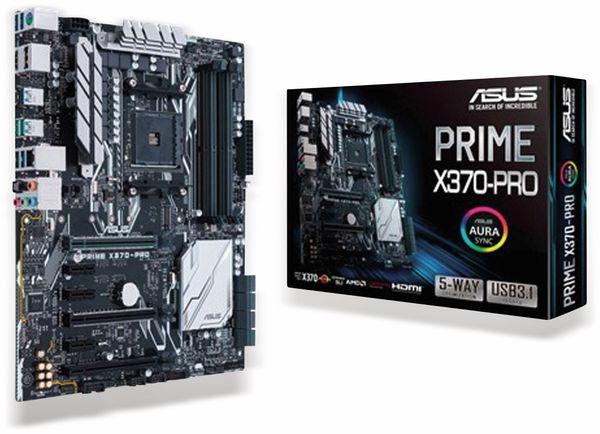 Mainboard ASUS Prime X370-Pro, AM4 - Produktbild 3