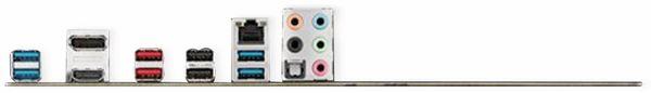 Mainboard ASUS Strix B350-F, AM4 - Produktbild 3