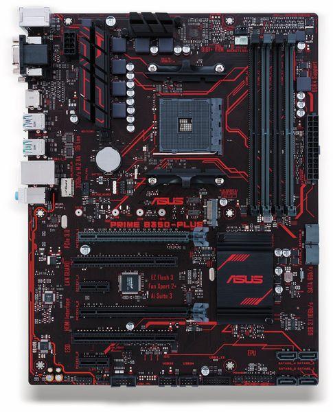 Mainboard ASUS Prime B350-Plus, AM4 - Produktbild 1
