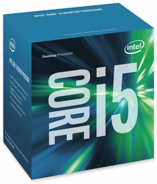 CPU INTEL Core i5-7500, 4x 3,4 GHz, LGA1151
