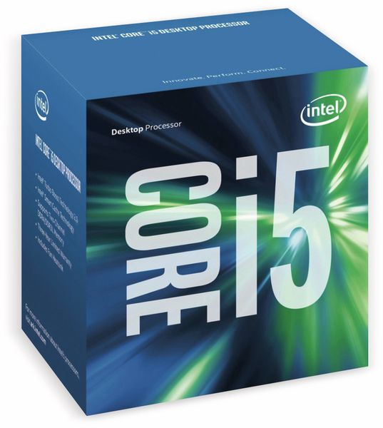 CPU INTEL Core i5-7600, 4x 3,5 GHz