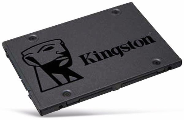 SSD-Kingston SA400S37/480G, 480 GB