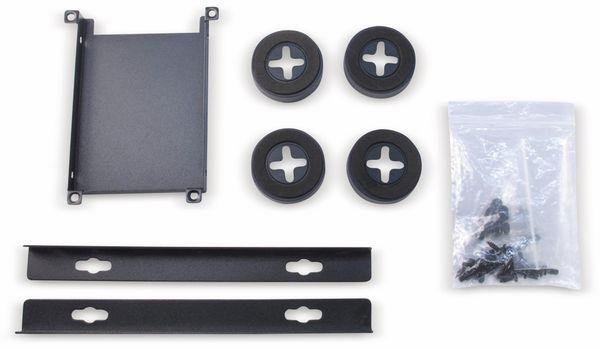 PC-Gehäuse INTER-TECH ITX JX-500, inkl. VESA- und Wandhalterung - Produktbild 6