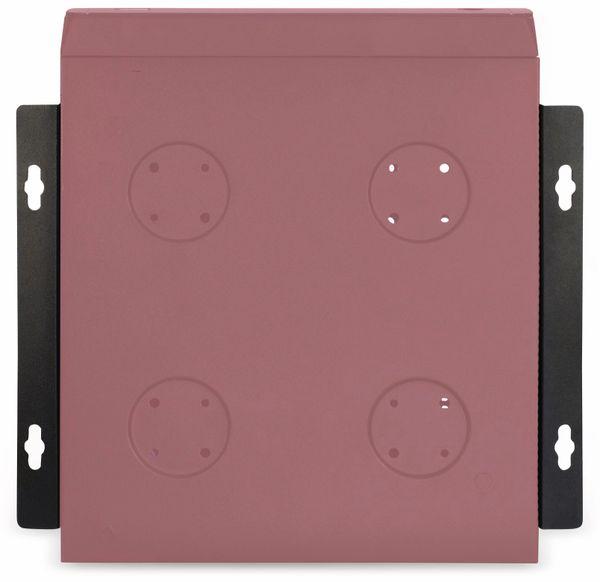PC-Gehäuse INTER-TECH ITX JX-500, inkl. VESA- und Wandhalterung - Produktbild 8