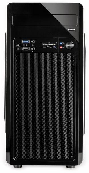 PC-Gehäuse INTER-TECH Micro MC-02 - Produktbild 2