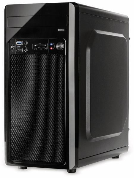 PC-Gehäuse INTER-TECH Micro MC-02 - Produktbild 3