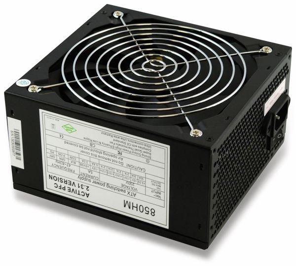 ATX2.31 Computer-Schaltnetzteil HM-850, 850 W - Produktbild 3