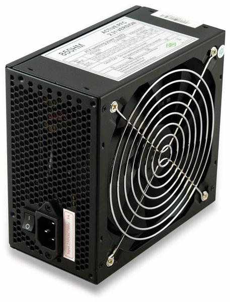ATX2.31 Computer-Schaltnetzteil HM-850, 850 W - Produktbild 5