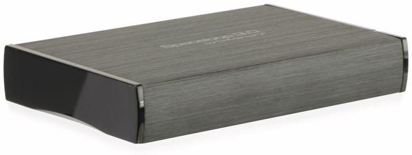 "USB3.0 Festplattengehäuse CNMEMORY Spaceloop, SATA, 2,5"", bulk - Produktbild 1"
