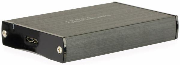 "USB3.0 Festplattengehäuse CNMEMORY Spaceloop, SATA, 2,5"", bulk - Produktbild 2"