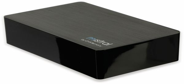 "USB3.0 Festplattengehäuse CNMEMORY Mistral, SATA, 3,5"", bulk - Produktbild 1"
