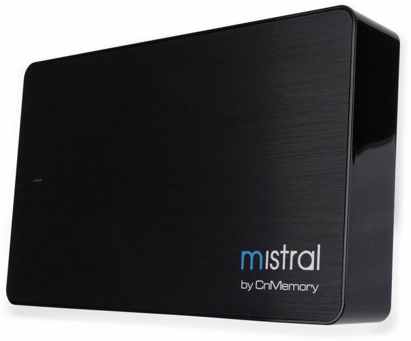 "USB3.0 Festplattengehäuse CNMEMORY Mistral, SATA, 3,5"", bulk - Produktbild 3"