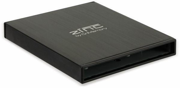 Externes Laufwerk-Gehäuse CNMEMORY Zinc, Slim - Produktbild 1