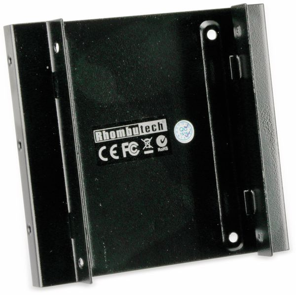 """Festplatten-Einbaurahmen HL-SD1, 2x 2,5"""" - Produktbild 1"""