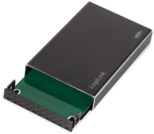 """USB3.1 Festplattengehäuse LOGILINK UA0290, 2,5"""", SATA - Produktbild 4"""