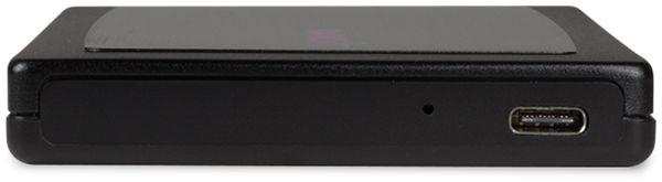 "USB3.1 Gen2 Festplattengehäuse LOGILINK UA0292, 2,5"", Superslim - Produktbild 2"