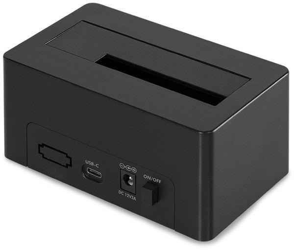 "Festplatten-Dockingstation LOGILINK QP0027, 2,5/3,5"" - Produktbild 2"