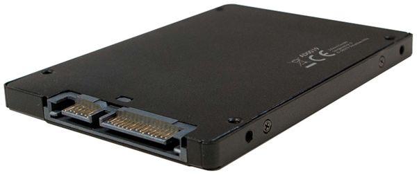 "M.2-Festplattengehäuse LOGILINK AD0019, 2,5"" SATA - Produktbild 2"