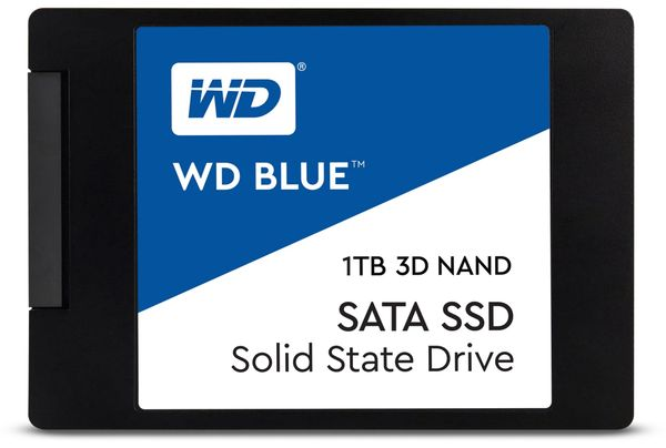 SSD WESTERN DIGITAL Blue, 1 TB