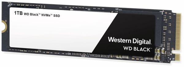 M.2 SSD WESTERN DIGITAL Black NVMe, 1 TB