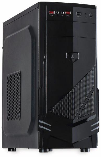 PC-Gehäuse INTER-TECH B-30, schwarz