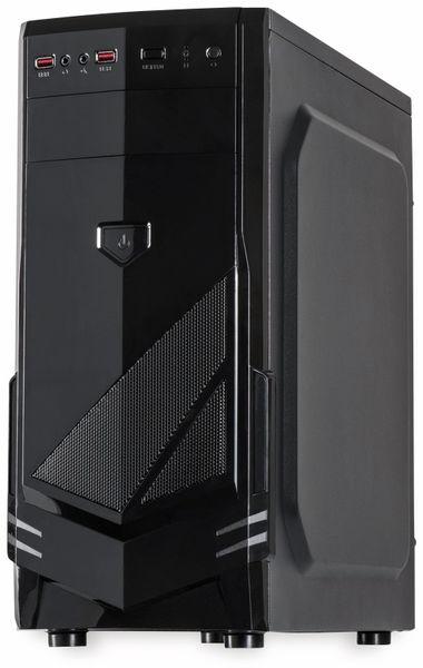 PC-Gehäuse INTER-TECH B-30, schwarz - Produktbild 3