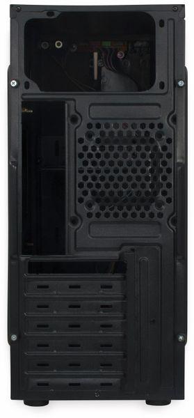 PC-Gehäuse INTER-TECH B-30, schwarz - Produktbild 4