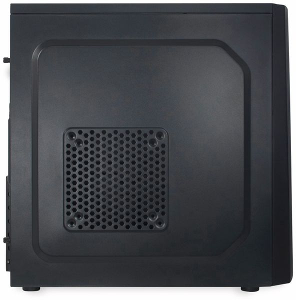 PC-Gehäuse INTER-TECH B-30, schwarz - Produktbild 5