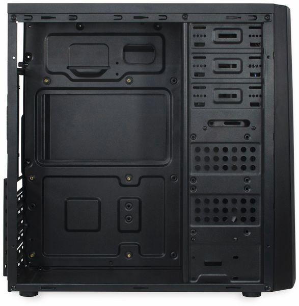 PC-Gehäuse INTER-TECH B-30, schwarz - Produktbild 6