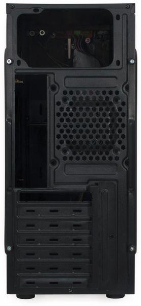 PC-Gehäuse INTER-TECH B-42, schwarz-blau - Produktbild 4