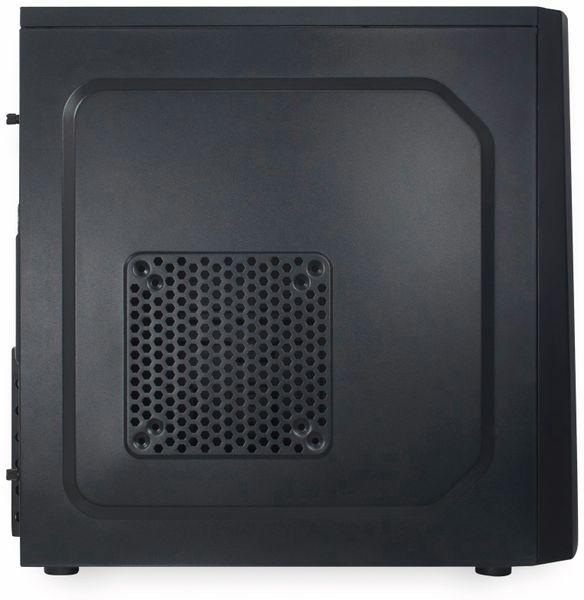 PC-Gehäuse INTER-TECH B-42, schwarz-blau - Produktbild 6