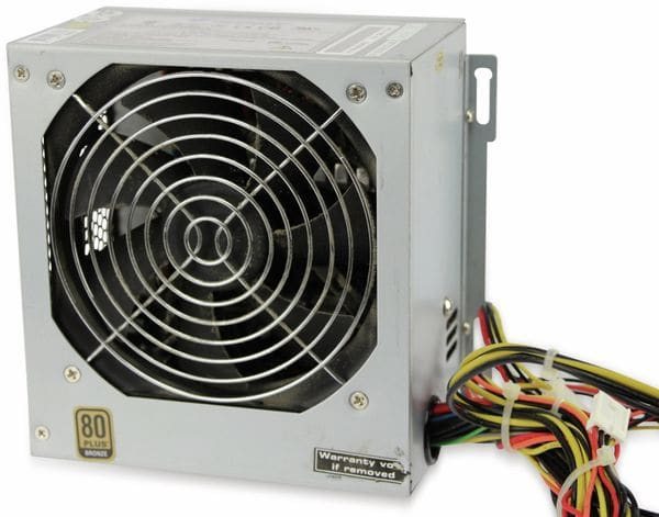 PC-Netzteil FORTRON FSP350-60, 350 W, 80 Bronze, Pulled