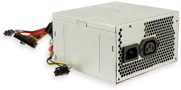 PC-Netzteil COMPUCASE HEX-300TA-2WX, 300 W, 80+ bronze, Pulled