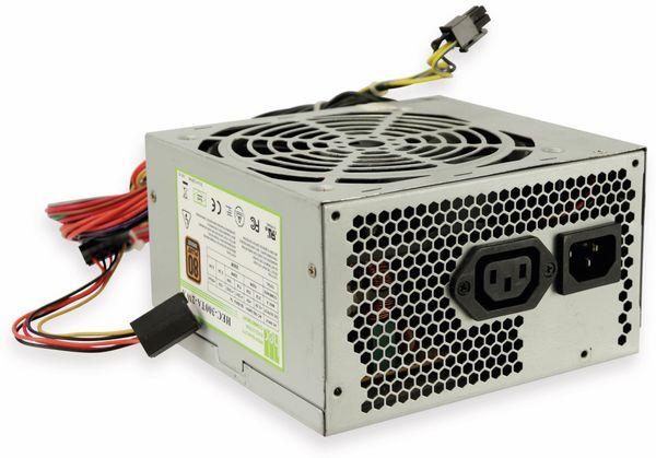 PC-Netzteil COMPUCASE HEX-300TA-2WX, 300 W, 80+ bronze, Pulled - Produktbild 2