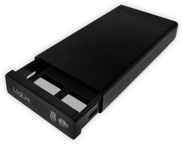 "USB3.0 Festplattengehäuse LOGILINK UA0284, 3,5"" - Produktbild 4"
