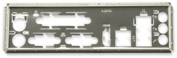 Mainboard-Bundle PO-AS-J3455, Intel Celeron, 4 GB DDR3, Mini ITX - Produktbild 2