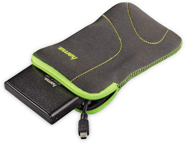 "HDD-Cover HAMA Tobago, 2,5"", grün - Produktbild 2"