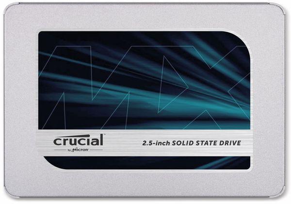 SSD CRUCIAL MX500, 500 GB