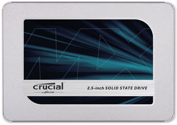 SSD CRUCIAL MX500, 2 TB