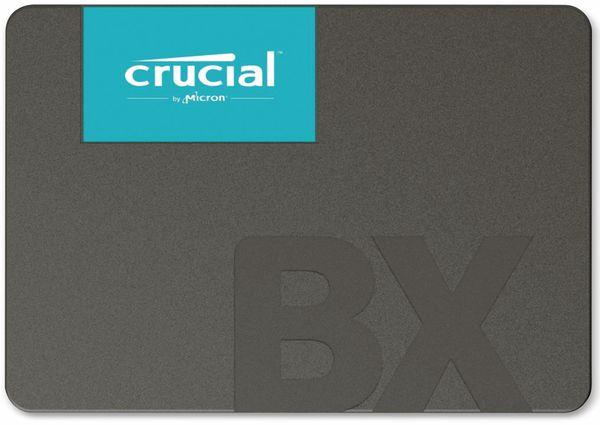 SSD CRUCIAL BX500, 120 GB