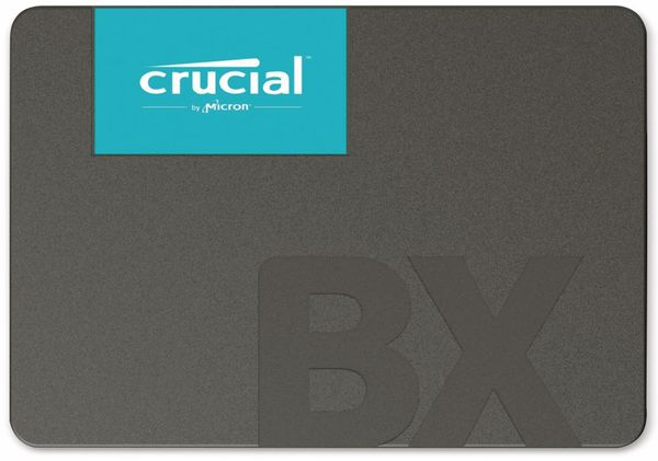 SSD CRUCIAL BX500, 240 GB
