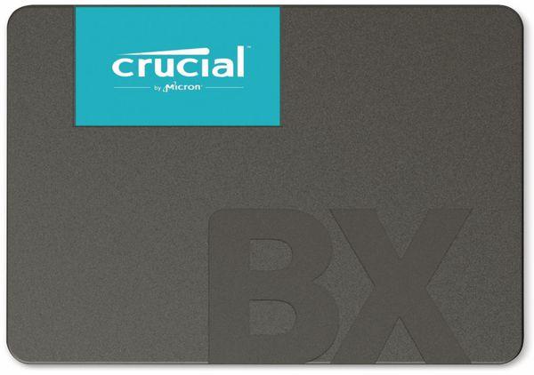 SSD CRUCIAL BX500, 480 GB