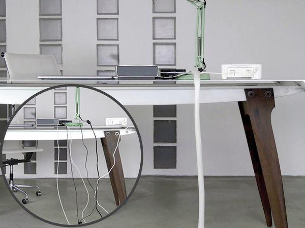 Kabel-Schlauch LTC CABLE TUBE, 2m, weiß - Produktbild 6