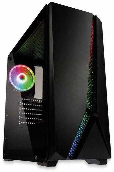 PC-Gehäuse KOLINK Quantum RGB, Midi-Tower