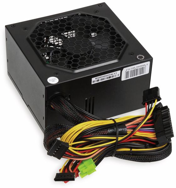 PC-Netzteil KOLINK KL-C500, 80 Plus, 500 W - Produktbild 3