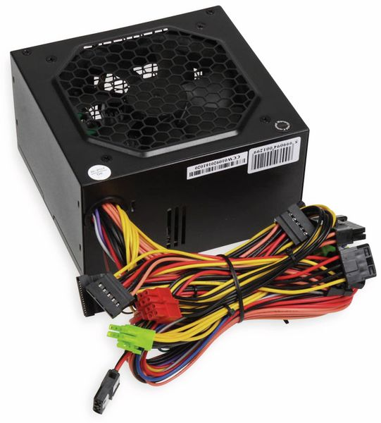 PC-Netzteil KOLINK KL-C600, 80 Plus, 600 W - Produktbild 3