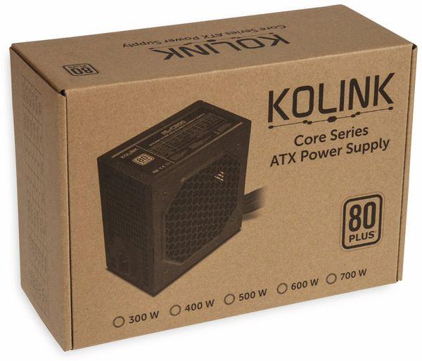 PC-Netzteil KOLINK KL-C600, 80 Plus, 600 W - Produktbild 5